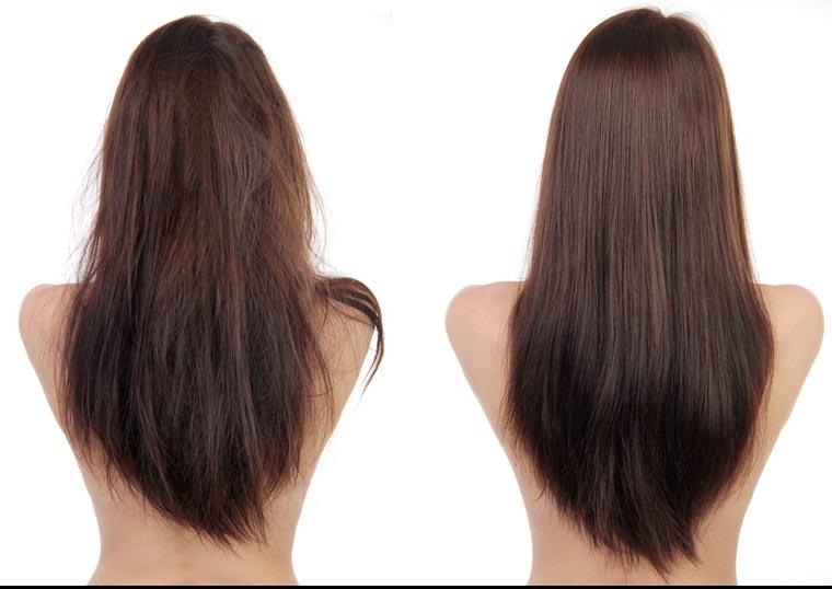 home-tricks-brittle-dry -hair