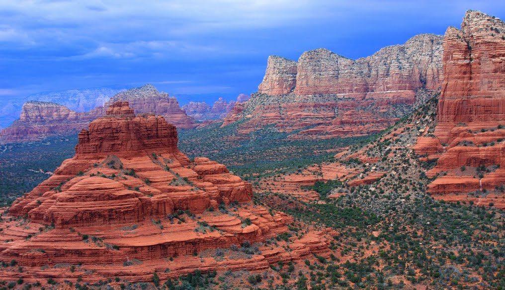 Sedona – Grand Canyon red beauty