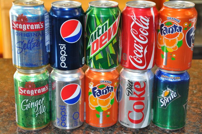 Pepsi multi-tasking drink