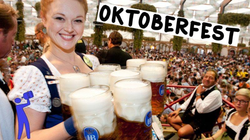 Oktoberfest - Germany's largest beer festival
